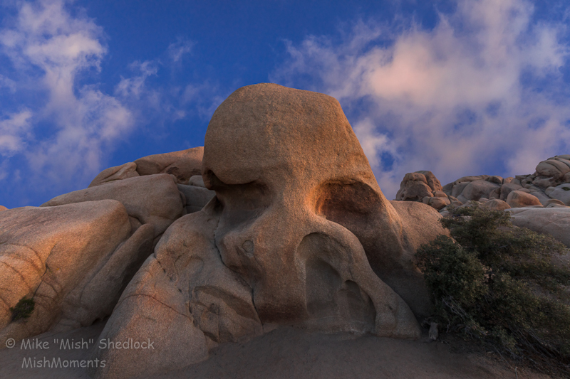Skull Rock Mishmoments