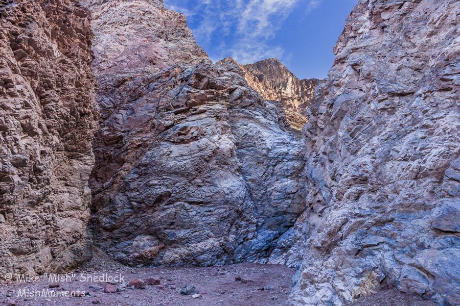 Natural Bridge Canyon Death Valley National Park