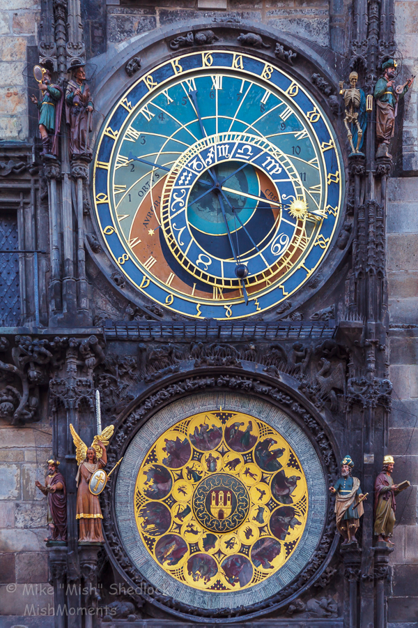 Prague Czech Republic Old Town Square T 253 N Church Orloj
